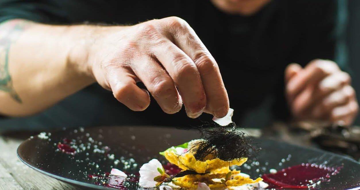 Samaruc Restaurante en Denia de cocina creativa